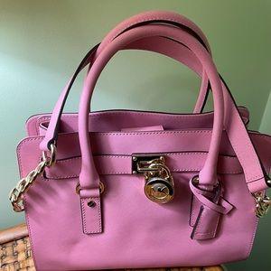 Authentic New Michael Kors Hamilton Bag
